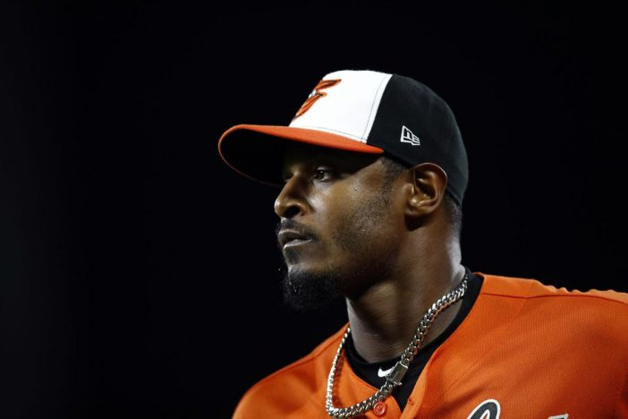 Adam Jones signs with the Arizona Diamondbacks - Rick Rottman