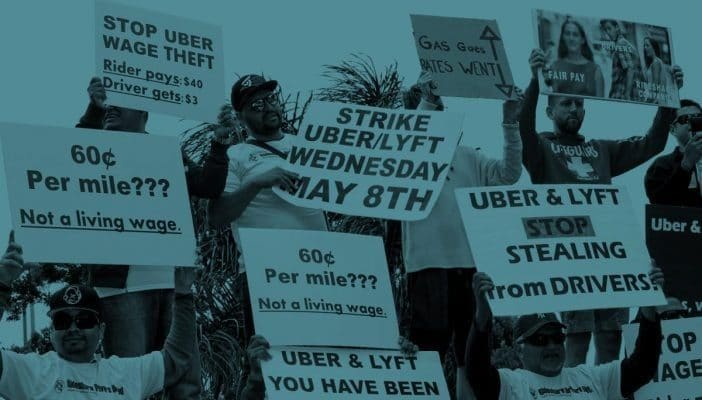 Driving for Uber and Lyft? Find out how much you are making an hour - Bent Corner