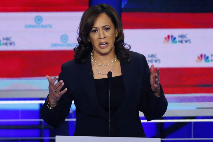I will not vote for Kamala Harris - Bent Corner