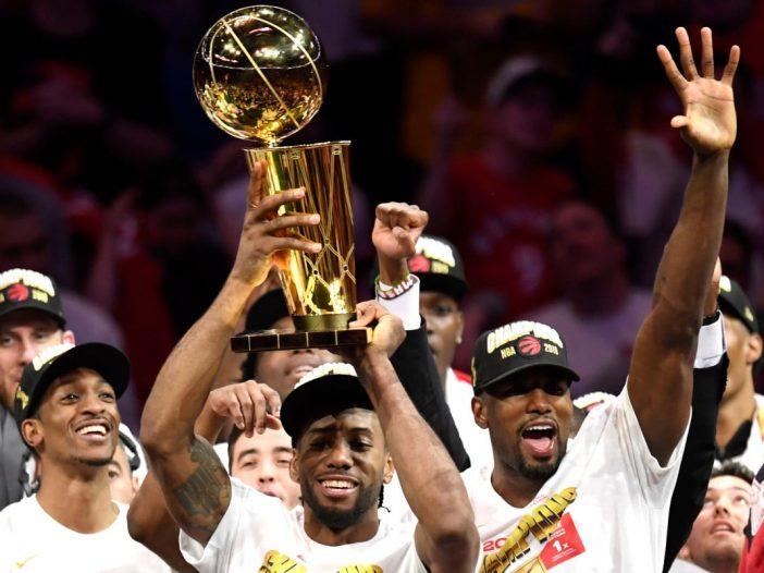 The Toronto Raptors are NBA champions - Bent Corner