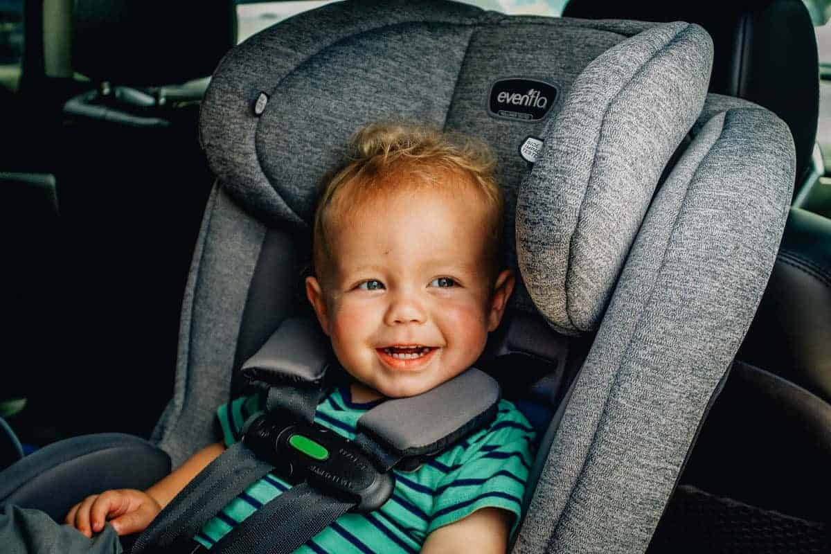 Maryland child safety seat law applies to Uber and Lyft drivers - Bent Corner