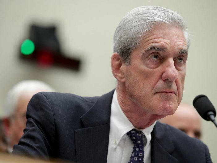Robert Mueller's testimony before Congress