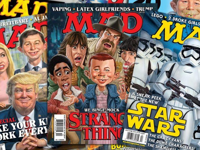 'Mad Magazine' 1952 - 2019 - Bent Corner