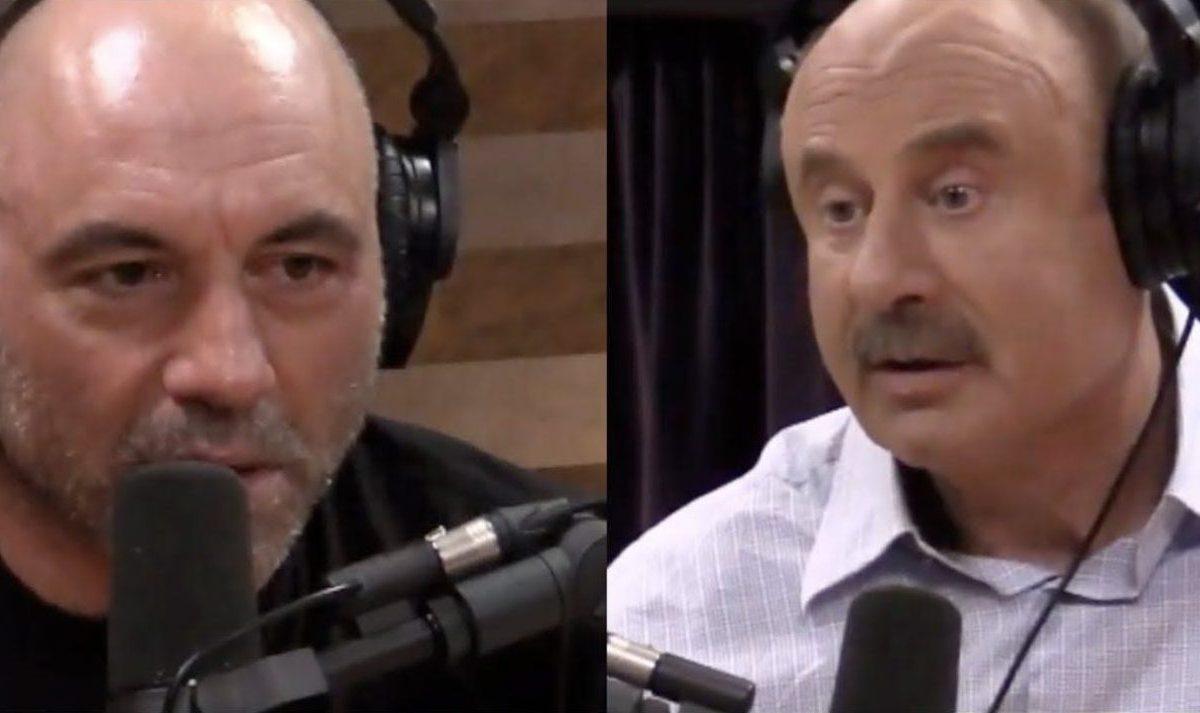 Joe Rogan and Dr. Phil do not understand clinical depression - Bent Corner