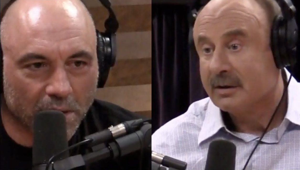 Joe Rogan and Dr. Phil do not understand clinical depression - Bent Corner