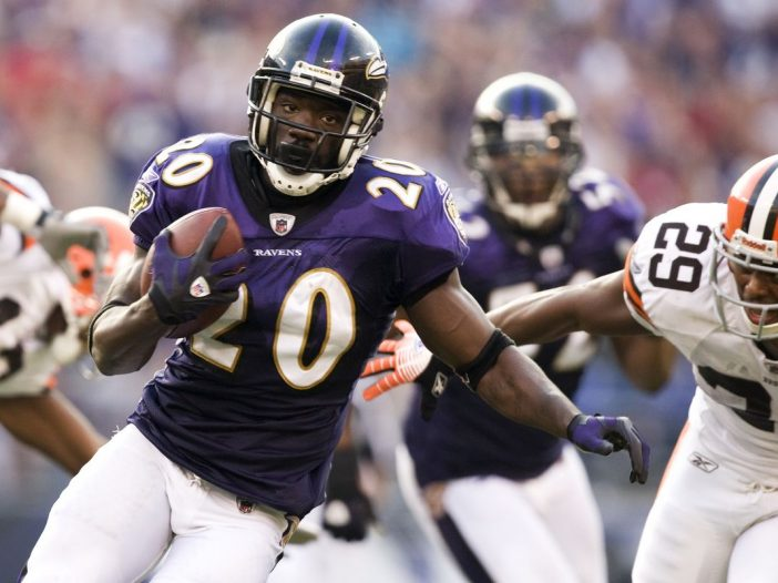 Ed Reed enshrined in Pro Football Hall of Fame
