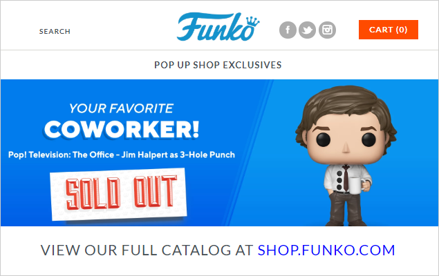 Funko's behavior is making me reevaluate my decision to collect their stuff - Bent Corner