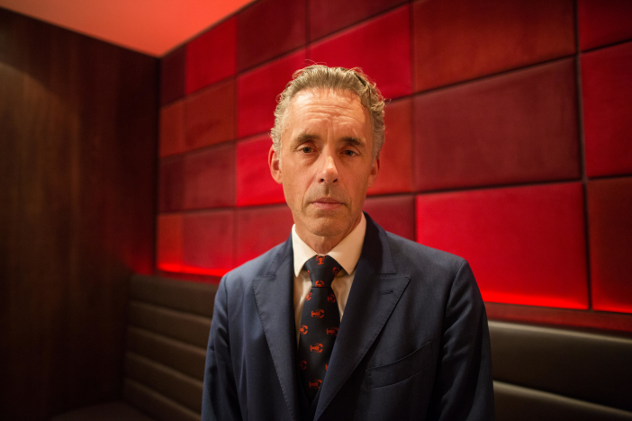 Jordan Peterson checked himself into rehab for clonazepam addiction - Bent Corner