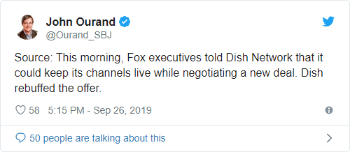 dish amazon prime nfl network fox