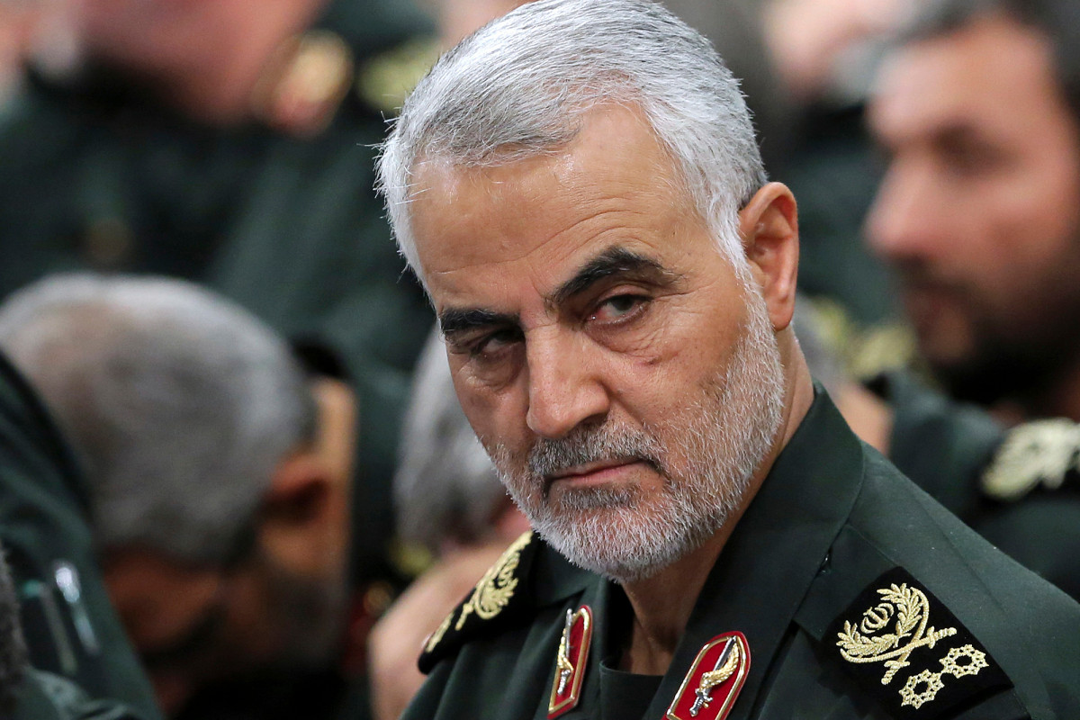 Donald Trump ordered the assassination of an Iranian general - Bent Corner