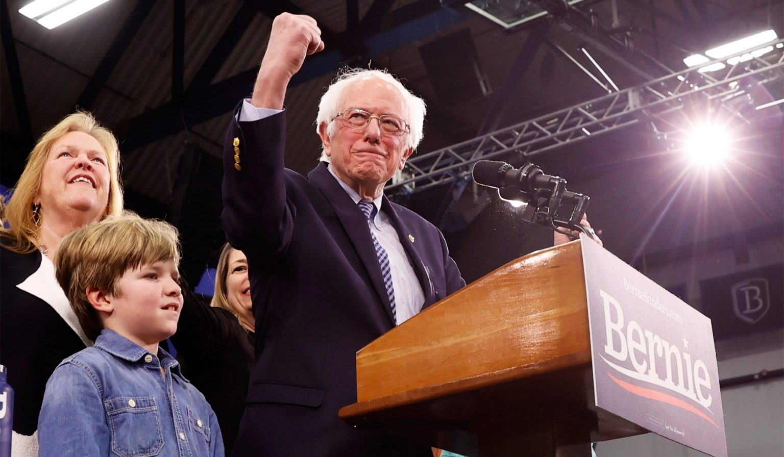 Bernie Sanders 'wins' New Hampshire, Andrew Yang drops out, and now I am sad - Bent Corner