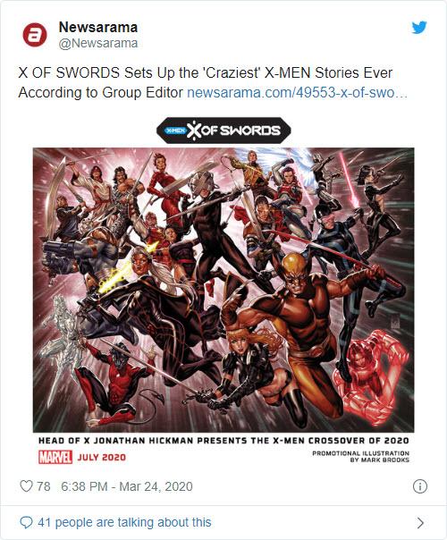 Gerry Duggan is a champion of customer service in the comics industry - Bent Corner