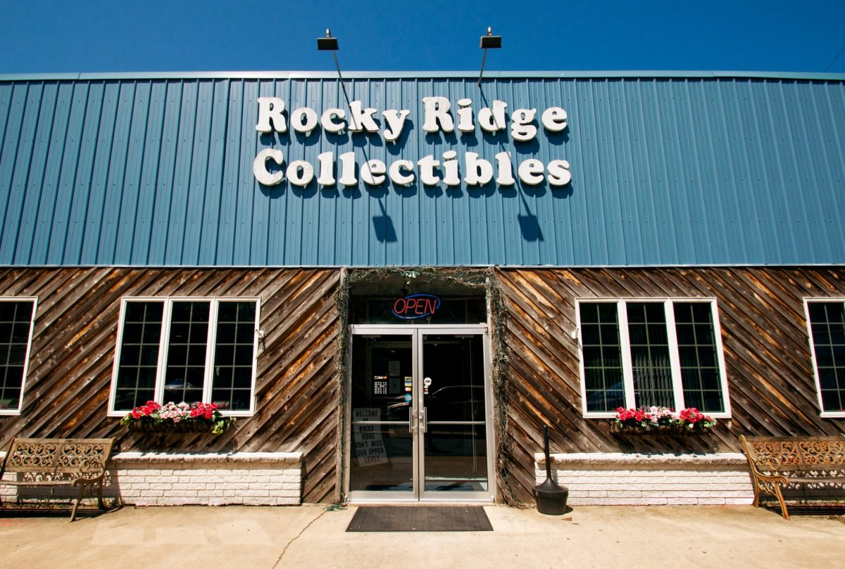 Rocky Ridge Collectibles announces it will reopen today - BENT CORNER
