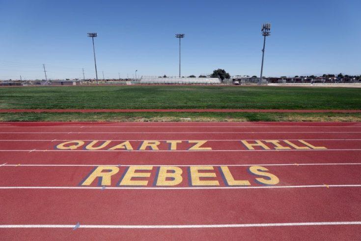 Quartz Hill High School will drop the 'Rebels' mascot - Bent Corner