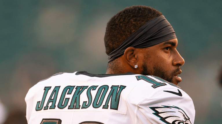 Why is the NFL protecting anti-semite DeSean Jackson?