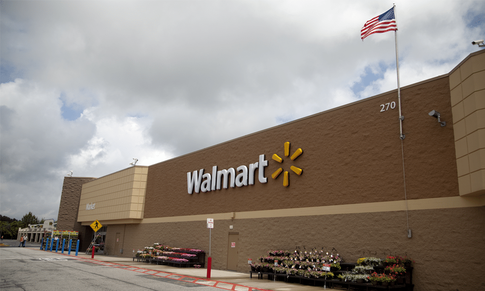 Walmart exempts those who have 'difficulty breathing' from wearing masks