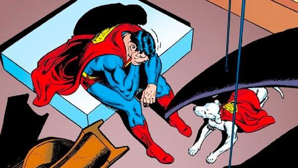 Massive layoffs hit DC Comics