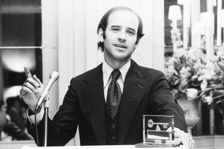 77-year-old Joe Biden accepts Democratic presidential nomination