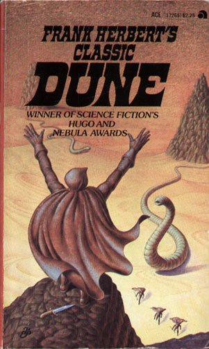 'Dune' will most likely be a terrible movie - Bent Corner
