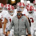 Nick Saban tests positive for the coronavirus. Roll COVID-19