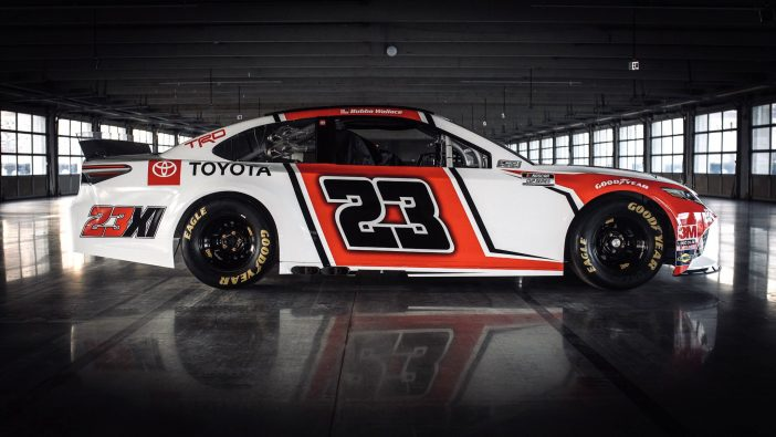 Michael Jordan co-owns a NASCAR race team - Bent Corner