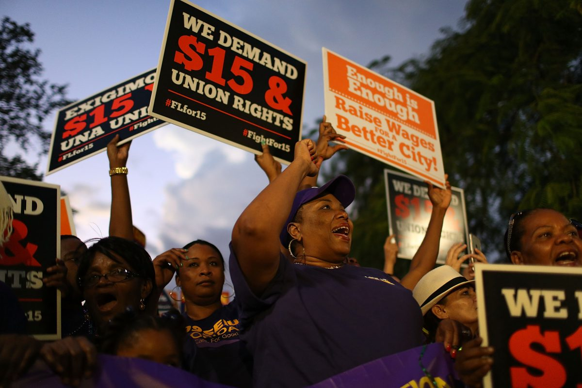Why a national $15 minimum wage seems kind of silly