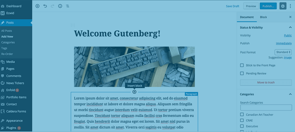How to disable the Gutenberg block editor in WordPress without a plugin