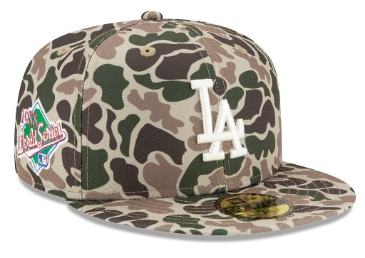 New Era MLB 'Duck Camo' collection hats are awesome