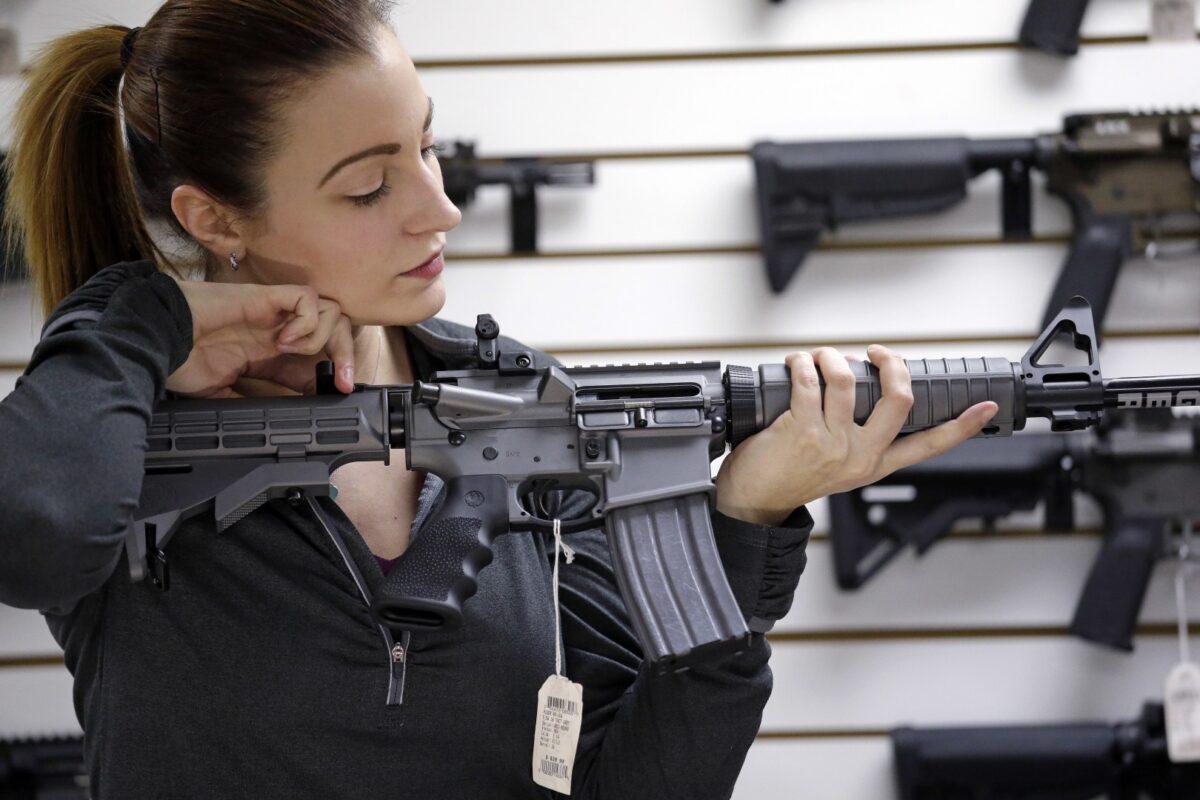 Federal judge overturns California assault weapon ban - Bent Corner