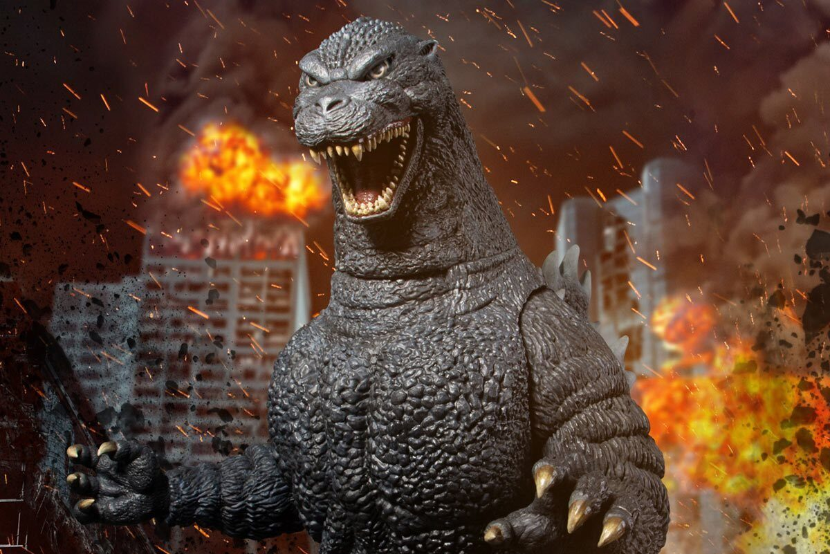 The Godzilla action figure to make all other Godzilla action figures obsolete - Bent Corner